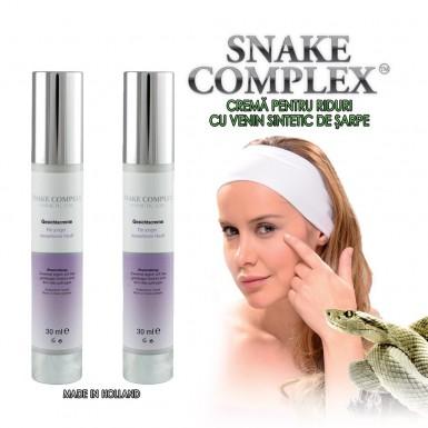 Snake Complex - crema pentru riduri cu venin sintetic de sarpe