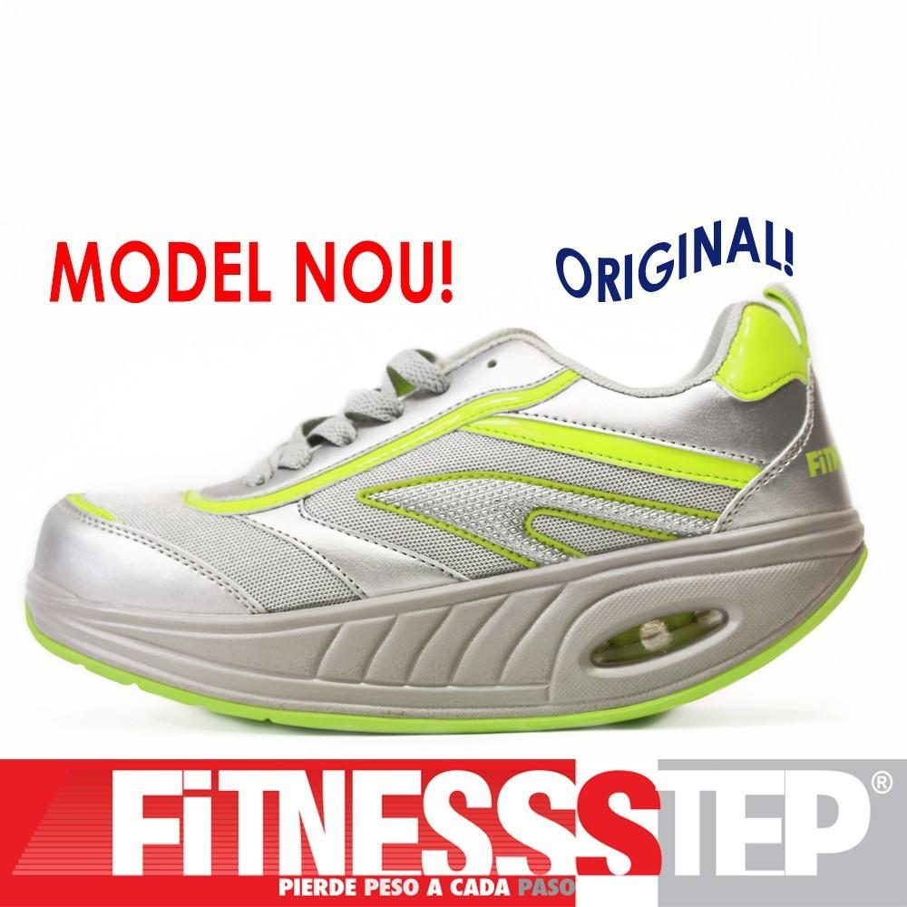 Pantofi cu talpă rotundă pentru slăbire - 5 culori | onlyus.ro