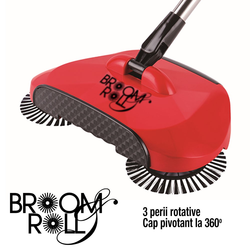 Broom & Roll