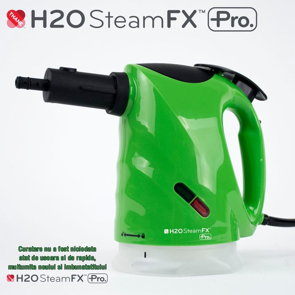 H2O SteamFX Pro unit