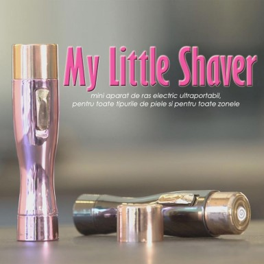 My Little Shaver