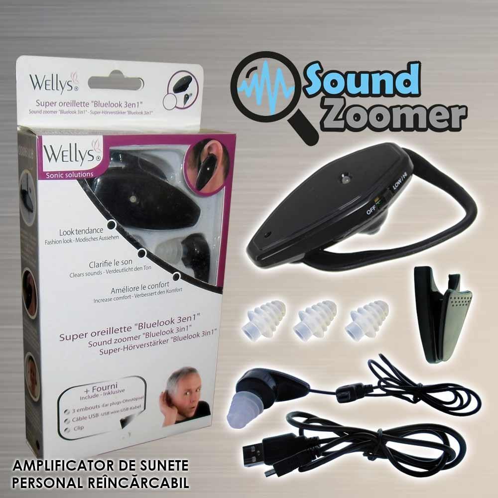 Sound Zoomer pachet