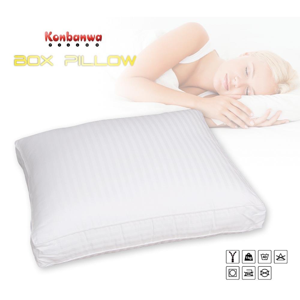 Perna Konbanwa Box Pillow