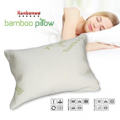 Perna Konbanwa Bamboo Pillow