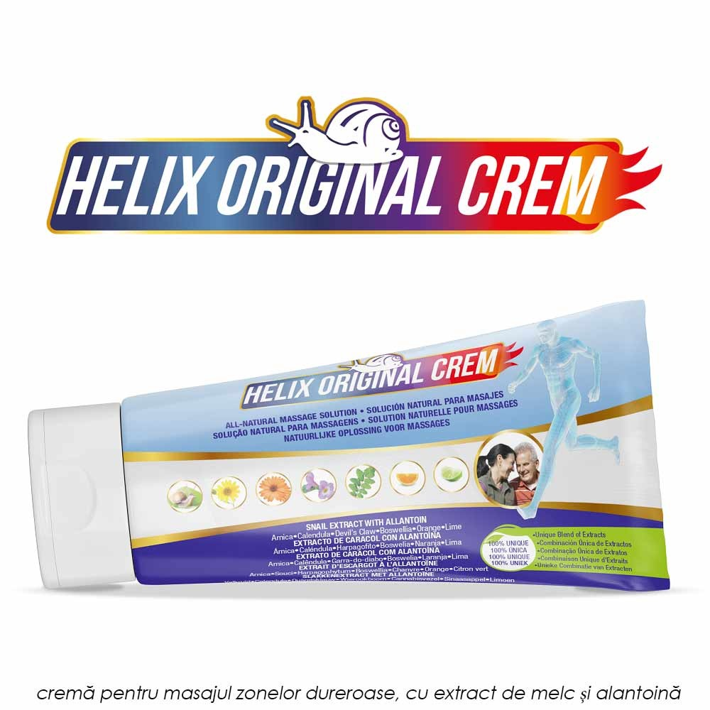 Helix Original Cream