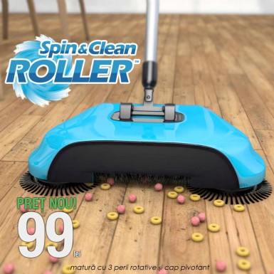 Spin And Clean Roller