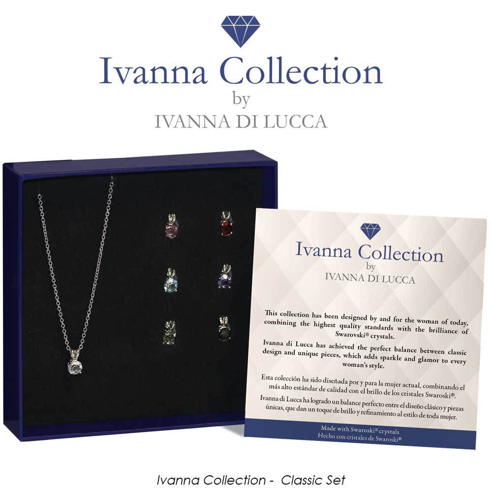 Ivanna Collection - Classic Set