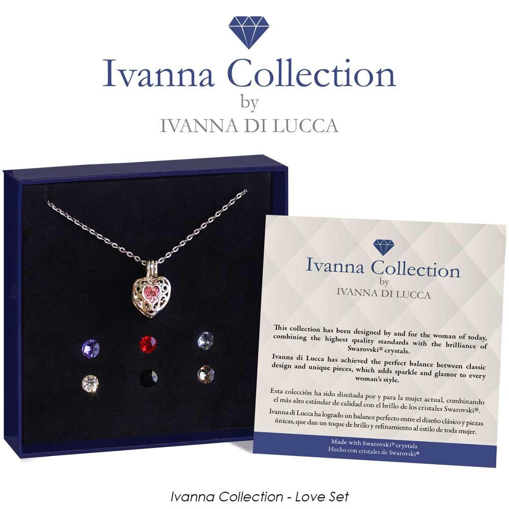 Ivanna Collection - Love Set