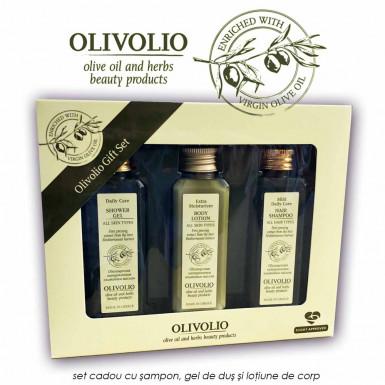 Olivolio Olive Oil set