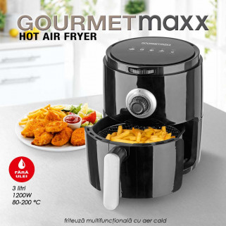 GourmetMaxx Hot Air Fryer