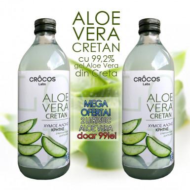 Aloe Vera Cretan mega oferta