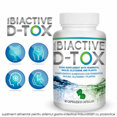 Dual BiActive D-Tox