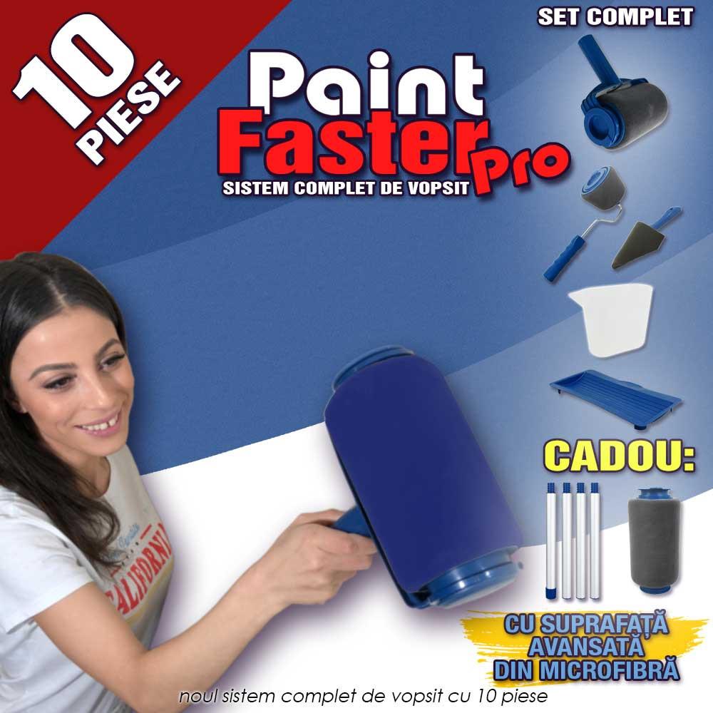 Paint Faster Pro - sistem complet de vopsit cu 10 piese