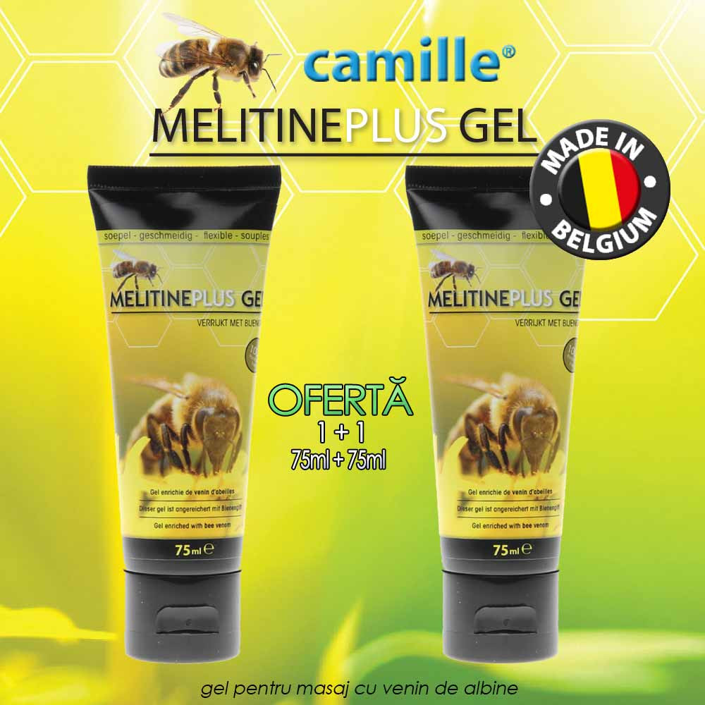 Melitine Plus Gel 1+1