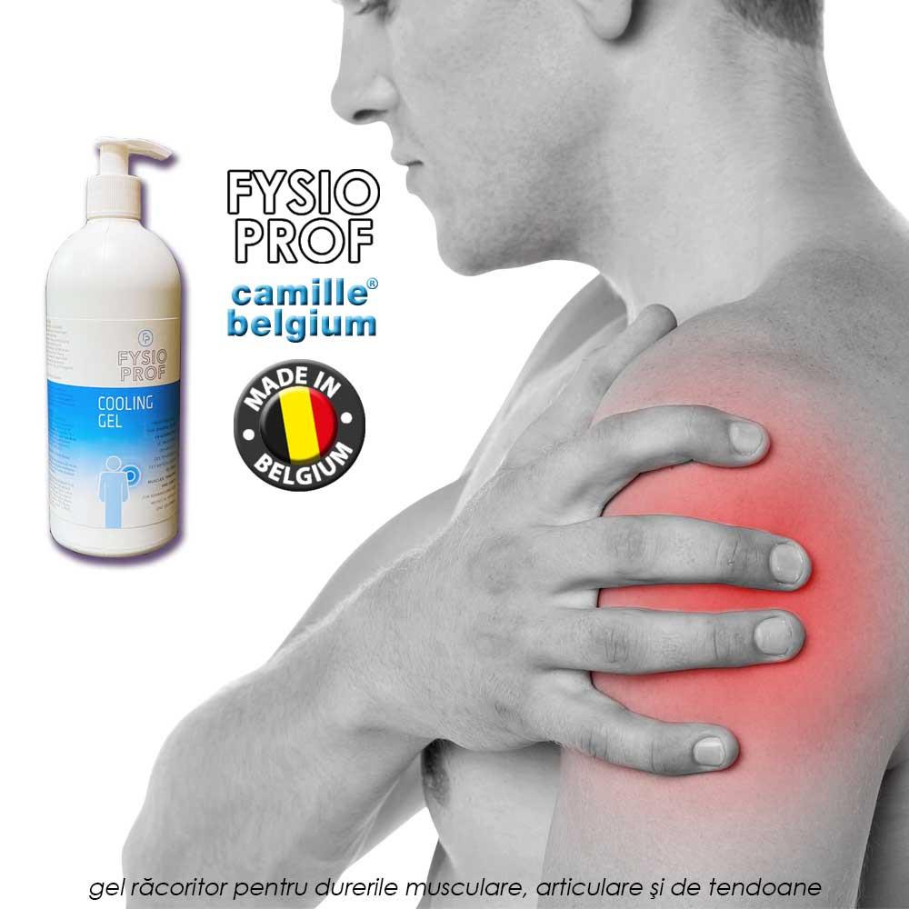 pentru ameliorarea durerilor musculare și articulare)