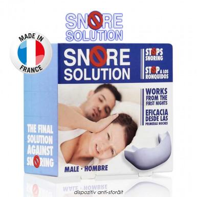 Snore Solution - dispozitiv anti-sforait pentru barbati