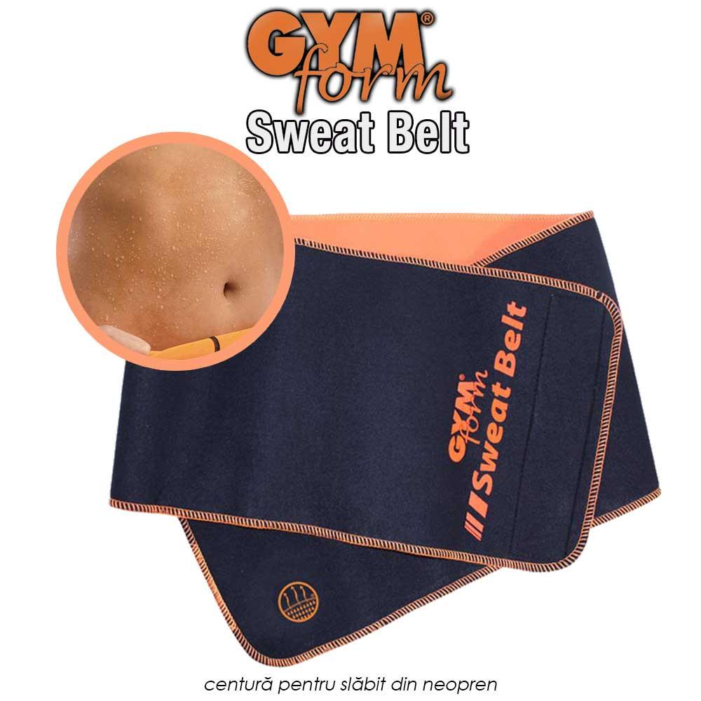 Gymform Sweat Belt - centura pentru slabit din neopren