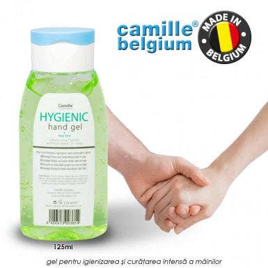 Camille Hygienic Hand Gel 125ml - gel pentru igienizarea si curatarea intensa a mainilor