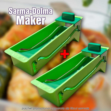 Pachet PROMO: 2 Sarma Dolma Maker - aparat de facut sarmale