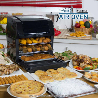 Starlyf Air Oven - cuptor cu aer cald multifunctional
