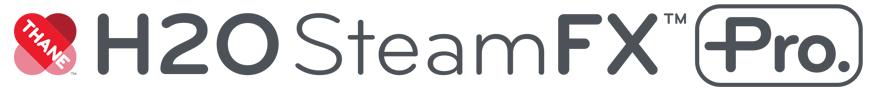H2O SteamFX Pro logo